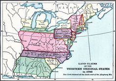 LAND CLAIMS 1783