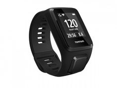 TomTom Spark 3 Cardio, GPS Fitness Watch + Heart Rate Monitor (Black, Small) A GPS Fitness Watch that gives you real-time metrics like your pace, distance, heart rate and speed at a glance to your wrist. Track your heart rate with a Best Fitness Tracker, Waterproof Fitness Tracker, Sport Fitness, Fitness Band, Health Fitness, Smartwatch, Logitech, Cardio Music, Notebooks