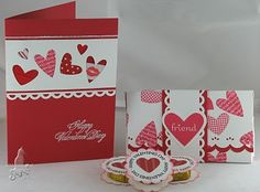 Cat's Ink.Corporated: Happy Valentine's Day - Time to Celebrate - BLOG CANDY    Cute, simple valentine
