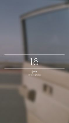 18 • Four Lockscreen — ctto: @stylinsonphones