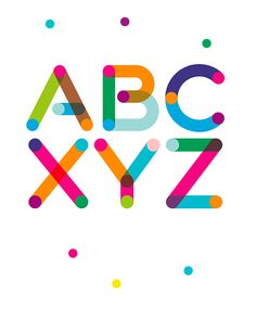 via Muzli design inspiration. Great Free Fonts for is published by Muzli in Muzli - Design Inspiration. Kids Graphic Design, Logo Design, Logo Inspiration, Logos, Funky Fonts, Stencil Font, Classic Fonts, Magazines For Kids, Typography