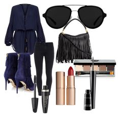 """""""Street Wear!"""" by ashley02468 on Polyvore featuring ViX, Paige Denim, Paul Andrew, 3.1 Phillip Lim, Bobbi Brown Cosmetics, Charlotte Tilbury, Max Factor and MAC Cosmetics"""
