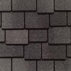 Castlewood Gray #gaf #designer #roof #shingles #swatch
