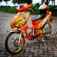 Techno, Vario 150, Drag Bike, Street Racing, Drag Racing, Cubs, Honda, Motorcycle, Wallpaper