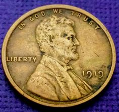1939 S Lincoln Wheat Cent  ~ Solid Album Coin ~