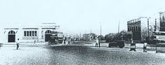 El nuevo apeadero de San Andrés Arenal, inaugurado en octubre de 1955. Barcelona