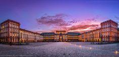 Barockschloss Mannheim | University of Mannheim
