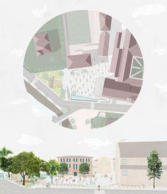 Galería de 80 increíbles dibujos arquitectónicos de este 2017 - 19