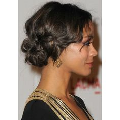 African American Prom Hairstyles - Gallery of Black Prom Hair Styles Prom Updos for afro american women Black Girl Prom Hairstyles, Ethnic Hairstyles, African American Hairstyles, Formal Hairstyles, Cool Hairstyles, Wedding Hairstyles, Wedding Updo, Weave Hairstyles, Hairstyle Ideas
