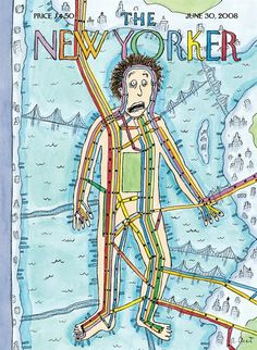 Roz Chast | The New Yorker Covers