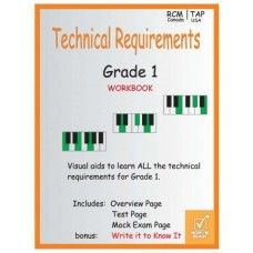 Technical Requirements - Grade Receive this full book FREE for a limited time. Get a Head start learning Scales and Chords for Grade 1 Exam Head Start, Grade 1, Writing, Learning, Book, Free, Studying, Teaching, Being A Writer