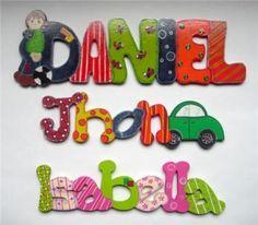 santiago nombre - Buscar con Google Pinterest Arte, Wooden Letters, Google, Names, Nursery Letters, Letter Designs, Painted Letters, Wooden Figurines, Picture On Wood
