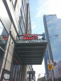 New York Food Halls