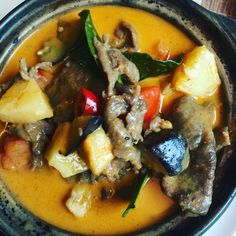 Curry meet