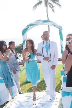 tiffany blue wedding dresses