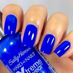"Sally Hansen- ""Pacific Blue"""