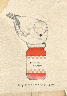 I <3 Jam Bird.