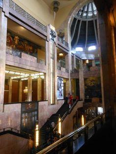 Palacio de Bellas Artes 11/25/12