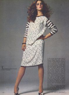FASHION SIZZLE | Vintage Brooke Shields