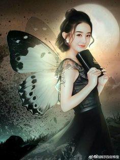 赵丽颖。。 Zhao Li Ying, Fairy Pictures, Fairy Figurines, Chinese Art, Asian Beauty, Character Inspiration, Idol, Fanart, Chinese Food
