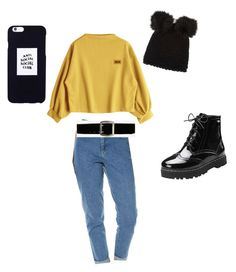 """""""It's getting colder/art hoe vibes!"""" by hufflepuff993 on Polyvore featuring Barneys New York, Wrangler, Express and Anti Social Social Club"""