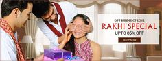 Rakhi Special Offer - Upto 90% off on All Categories.  Order at: http://www.vouchercodesindia.com/store/shopclues-coupons-codes_b_2np0b/