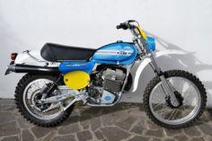KTM GS 250 1975