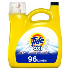 Tide Simply Clean, Baking Soda Laundry, Tide Laundry Detergent, Laundry Supplies, Cleaning Supplies, Tide Pods, Cleaning Agent, Fresh And Clean, Home