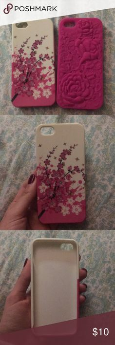 Brand new iPhone 5s cases Brand new, never used Accessories Phone Cases