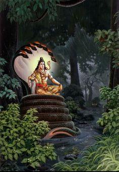 Shiva Parvati Images, Mahakal Shiva, Shiva Art, Hindu Art, Photos Of Lord Shiva, Lord Shiva Hd Images, Lord Shiva Hd Wallpaper, Lord Krishna Wallpapers, Arte Shiva