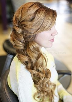 wedding hairstyle half up half downhalf updo hairstyles for wedding guests Hair Inspiration   Hair M19gxVQO