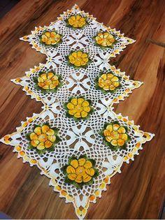 Receitas Círculo - Trilho de Mesa Flor da Manhã