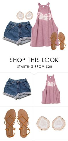 """""""Untitled #2047"""" by elephant10 ❤ liked on Polyvore featuring RVCA, Billabong and Kimberly McDonald"""