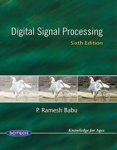 Digital signal processing 4th edition 9780131873742 john g digital signal processing by ramesh babu 6th edition fandeluxe Images
