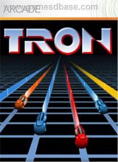 1982, Disney's Tron arcade game.