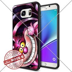 New Samsung Galaxy Note5 Case Alice in Wonderland Cheshire Cat Cell Phone Case Shock-Absorbing TPU Cases Durable Bumper Cover Frame Black Lucky_case26 http://www.amazon.com/dp/B018KOR1DQ/ref=cm_sw_r_pi_dp_Up5zwb1BZ1FDC