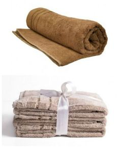 Luxurious Bamboo Bath Linens from Cariloha - Two Classy Chics - Enter to win a 3-Piece Bamboo Bath Hand Towel Set #sponsored