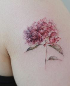 Tattooist Flower flower tattoo