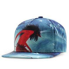 Brand Original Design 3D Printing Men Women Couple Baseball Cap Spring  Summer Autumn Hats Quality Bone Snapback Caps bda6d48e47e2