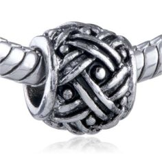 Pugster Beads Weave Charm Bead Symbol Fit Pandora Chamilia Biagi Charm Bracelet Pugster. $9.34. Pugster are adding new designs all the time; Free Jewerly Box; Money-back Satisfaction Guarantee; Unthreaded European story bracelet design; Fit Pandora, Biagi, and Chamilia Charm Bead Bracelets