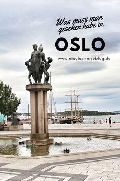 Was man in Oslo gesehen haben muss Oslo, Sehenswürdigkeiten, Reisetipps, Urlaub, Landschaft, Reiseberichte, Reiseführer Europe Travel Guide, Travel Tips, Travel Around The World, Around The Worlds, Statue Of Liberty, Places To See, Roadtrip, Explore, Highlights