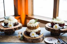 If the polar vortex threatens to be a bigger bridezilla than you, then just roll with it. Choosing to ge Wedding Sweets, Wedding Cakes, Nothing Bundt Cakes, Wedding Reception, Vail Wedding, Reception Ideas, Winter Wedding Decorations, Winter Wonderland Wedding, Wedding Crashers