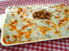 Ezme Karnabahar Salatası Quiche, Macaroni And Cheese, Pasta, Breakfast, Ethnic Recipes, Food, Turkish Recipes, Morning Coffee, Mac And Cheese