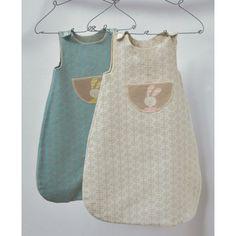 Fussenegger Baby-Schlafsack Hase LENA bis 1 Jahr (Bio-Organic-Cotton)