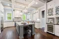 The Nantucket South kitchen