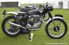 1960 Matchless G3C Trials 500