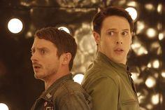 Recap of Dirk Gently's Holistic Detective Agency episode 4