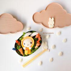Miffy Raincoat Bento