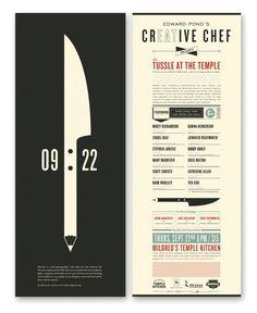 Edward Pond's Creative Chef - Graphis