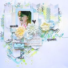 Drama Queen- 7 Dots Studio Illumination - Scrapbook.com